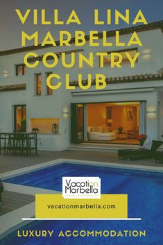 Marbella Villas, Vacation, Home Decor, Vacations, Decoration Home, Room Decor, Holidays Music, Home Interior Design, Holidays