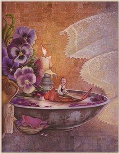 Thumbelina illustrated by Arlene Graston