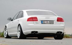 I'd take one of these, too!! ~ Audi S8 V10