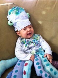 baby octopus costumes - Recherche Google More