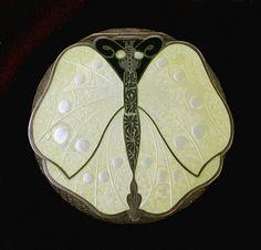 Austrian Butterfly compact.