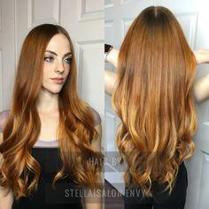 #SalonEnvyChicago #balayage #balayagehighlights #naturalbalayage #redhair #redhead #longhair #longhairstyles #beachy #beachyhair #beachwaves #goldenbalayage #goldbalayage #chicago #chicagohair #chicagohairsalon #chicagosalon #balayagechicago #topsalon #topsalonchicago #bestbalayage #bestbalayagechicago #beauty #hair