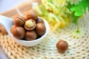Macadamia nuts are the fattiest of all the tree nuts — so are they good for you? Learn everything you need to know about the nutrition of macadamia nuts. Cholesterol Lowering Foods, Low Carbohydrate Diet, Cholesterol Levels, Aperitivos Keto, Atkins Diet Recipes Phase 1, Pitaya, Tamarindo, Keto Snacks, Food Lists