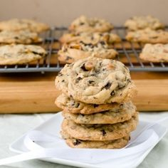 Sweet and Salty Cookies recipe - great for class parties!