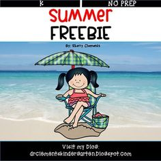 Summer Math FREEBIE - Real Time - Diet, Exercise, Fitness, Finance You for Healthy articles ideas Kindergarten Freebies, Kindergarten Activities, Classroom Freebies, Classroom Resources, Classroom Decor, Solving Equations, Math Words, Thing 1, Math Lessons