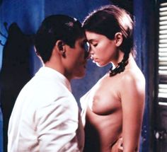 Jane March and Tony Leung Ka Fai. L'amant (1992, Jean-Jacques Annaud).