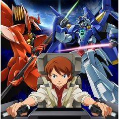 G Gundam Theme Song - Americans Gundam