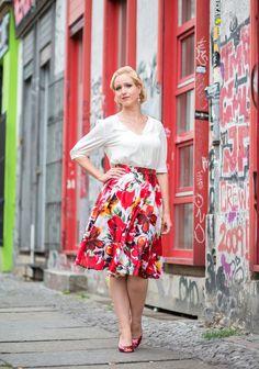 Pin for Later: Warum in die Ferne schweifen, wenn die Inspiration direkt vor der Haustüre liegt Street Style Berlin Fashion Week