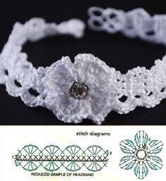 Exceptional Stitches Make a Crochet Hat Ideas. Extraordinary Stitches Make a Crochet Hat Ideas. Crochet Hairband, Crochet Flower Hat, Crochet Headband Pattern, Crochet Bracelet, Crochet Lace, Crochet Earrings, Baby Girl Crochet, Crochet Baby Clothes, Crochet Designs