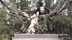 curso de rescate militar - YouTube
