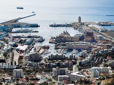 Umbau einer Werfthalle in Kapstadt - DETAIL inspiration
