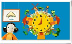 """""""El ratón y el gato con las horas y horas y media"""" (Juego de Matemáticas de Primaria) Family Guy, Clock, Kids, Fictional Characters, Maths Area, Math Games, Teaching Resources, Art Kids, Learning"""