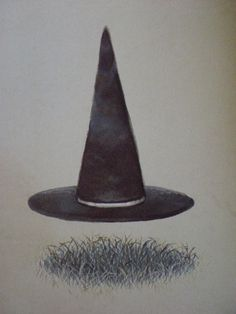 Interesting...The Witch's Pointy Hat may be the most typical Wicca symbol. But there is a good reason.  Like the sorcerer's hat, it was created as a pyramid - a shape which is known to raise energy frequencies. This pointed hat, or Apex, was designed to funnel Divine energies into one.  Although it seems trivial nowadays, the Apex can be found on priests and Gods and fey folk for millennia.