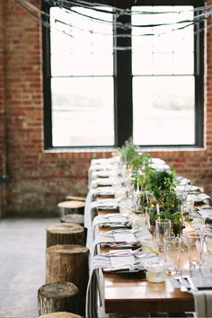 Simple Evening by Megan + Mike Gilger, styled by Jenn Elliott Blake