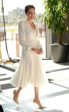 STYLISH SUIT – you don't have to wear a dress if you don't want to. It's your wedding, after all, and you should be able to wear whatever you like and a ...