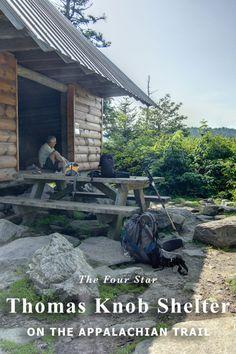 The Four Star Thomas Knob Shelter