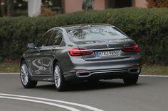 BMW 750i xDrive, 2016