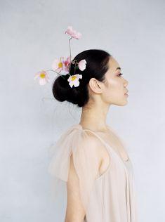 Elegant Wedding Hair, Wedding Hair Pieces, Dream Wedding, Summer Wedding, Bridal Hair Inspiration, Autumn Inspiration, Gold Hair Accessories, Hair Vine, Floral Crown
