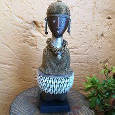 Handmade Dolls from Cameroon. Who Is An Entrepreneur, Handmade Dolls