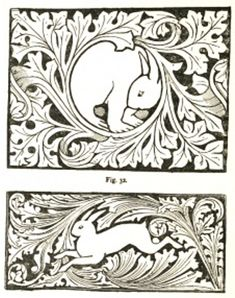 bunny wood carving patterns