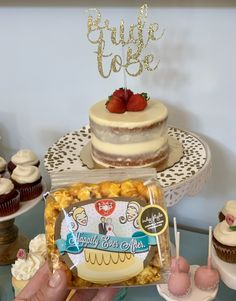 Happily Ever After - gourmet popcorn favor bags for weddings & bridal showers