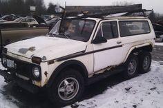 Modified Lada Niva
