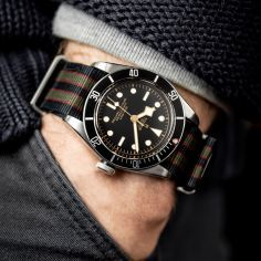 Superior NATO watch straps with a new thicker, stronger and softer material in a choice of size and colour. Rolex Air King 2016, Cool Watches, Watches For Men, Wrist Watches, Nato Strap, Nato Watch Strap, Deep Blue Watches, Seiko Mod, Tudor Black Bay