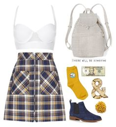 """I don't follow style. I create it."" by emilykatephilip on Polyvore featuring River Island, Miu Miu, Graham & Brown, Chicnova Fashion, OPTIONS, Clarks, Felt So Good, women's clothing, women and female"