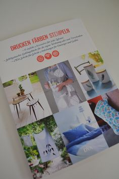 Reine Drucksache: Drucken Färben Stempeln Cover, Books, Stamping Up, Printing, Draw, Libros, Book, Book Illustrations, Libri