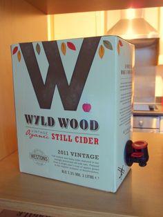 The VegHog: Wyld Wood organic cider
