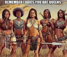 Afro Queens