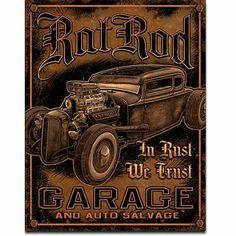Rust & Trust -