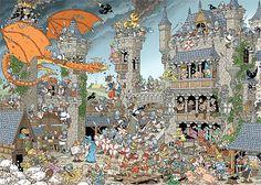 Die Burg 1000