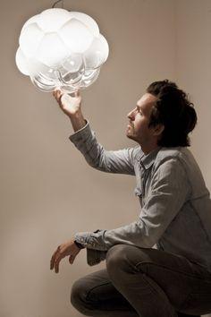 Mathieu Lehanneur Designer-Lampen Wolken-Cloudy