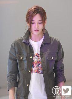 SEVENTEEN // Jeonghan // 95.10.04,