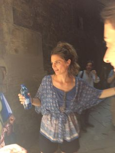 Stana in Florence, IT 2014.