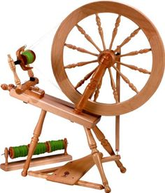 Ashford Spinning Wheels - Never Enough Yarn!