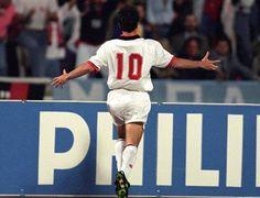 Dejan Savicevic v Barcelona 5-18-94