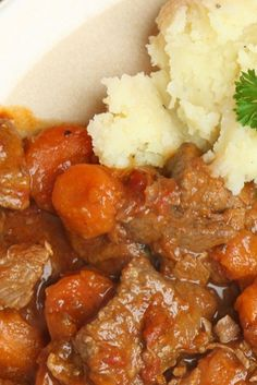 A simple and delicious traditional stew...