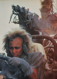 Tina Turner as Aunty Entity - Mad Max Beyond Thunderdome (1985)