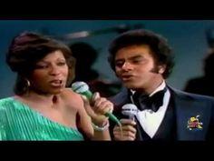 Johnny Mathis & Regina Belle Better Together - YouTube