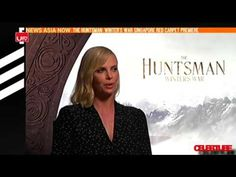 Interview With Charlize Theron In The Huntsman: Winter's War Premiere Si...