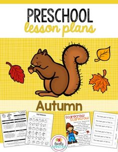 This Preschool Lesson Plan has everything you need for a week of themed fun, in one packet! Check out what is included:-A Weekly Plan: showing the activities for each day-A Daily Plan: explaining in detail the activities for the day-Read Alouds: a list of read aloud books based on the theme-Printables: any printables needed to complete the activities-Themed Songs: a new themed song for each day-Journal Prompts: for writing and math journalsThe times of the learning day covered:-Group Time…