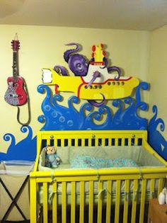 Beatles Mama: The Beatles nursery