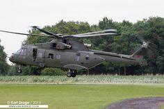 ZJ124 / H - AgustaWestland Merlin HC3 - No. 28(AC) Squadron, RAF   por KarlADrage