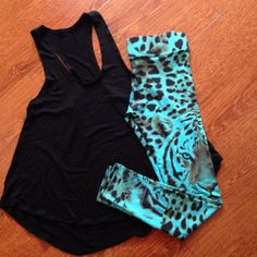 Workout clothes<3