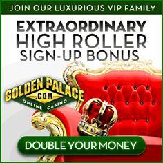 Casino of Month - Golden Palace casino
