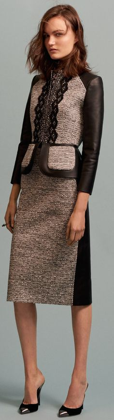 Oscar de la Renta Pre-Fall 2016 Couture