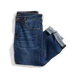 Stitch Fix New Arrivals: Dark Wash Boyfriend Jeans