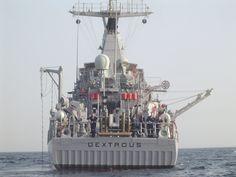 USS Dextrous. Manama Bahrain.